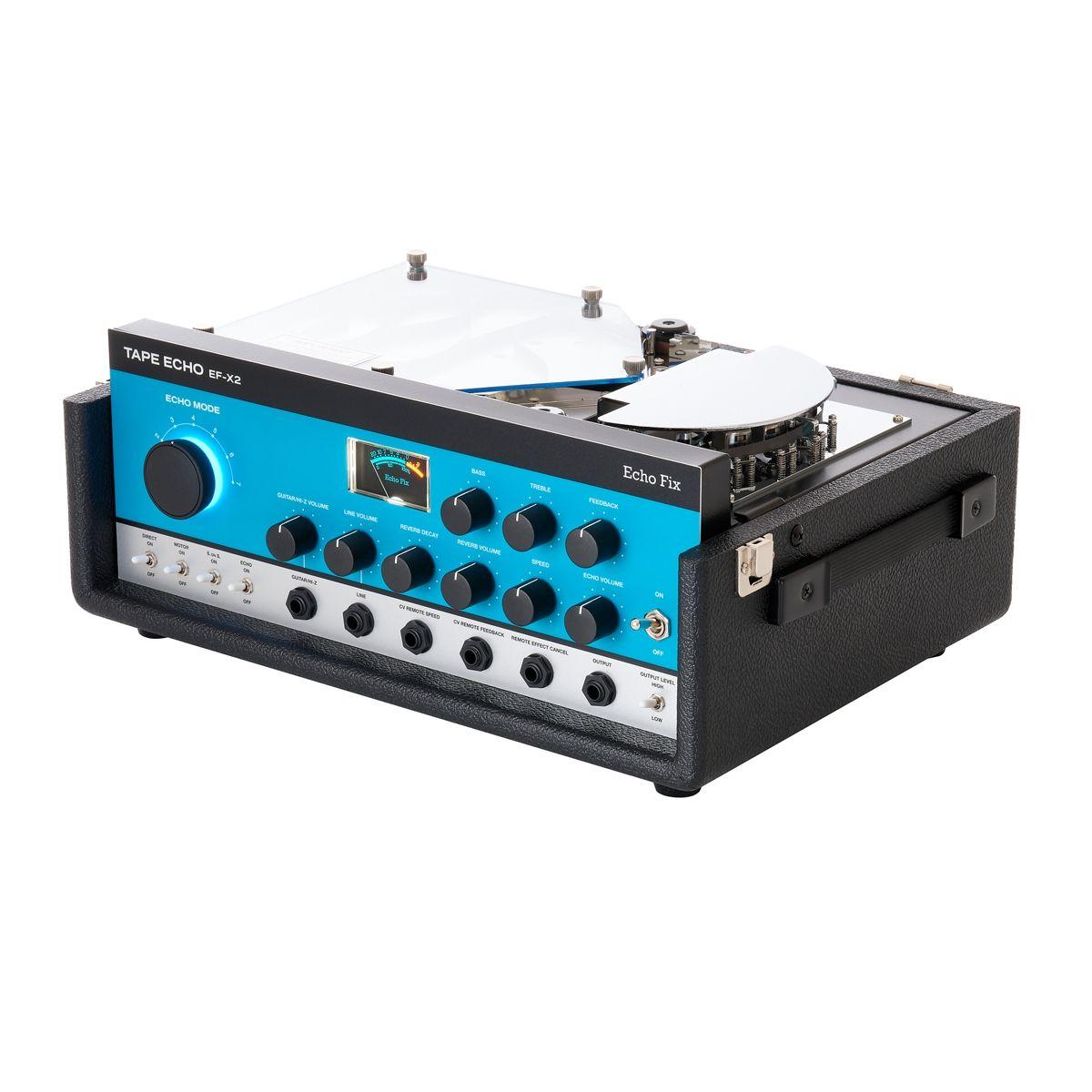Echo Fix EF-X2 Tape Echo & Reverb Processor (Blue)