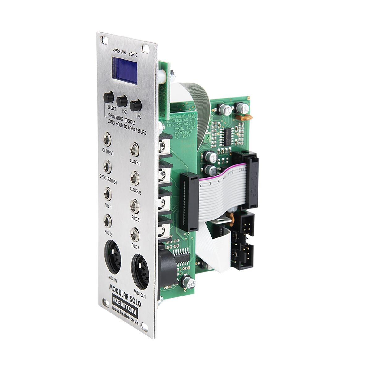 Kenton ElectronicsModular Solo Eurorack MIDI to CV Module