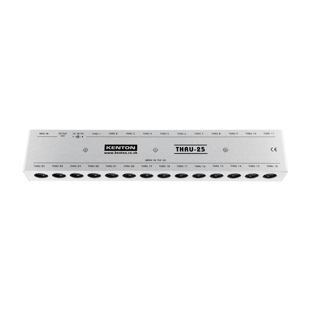 Kenton ElectronicsTHRU 25 MIDI Thru Box