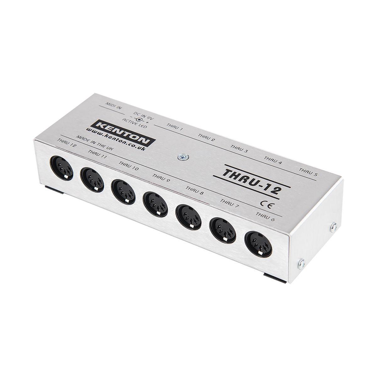 Kenton ElectronicsTHRU-12 MIDI Thru Box