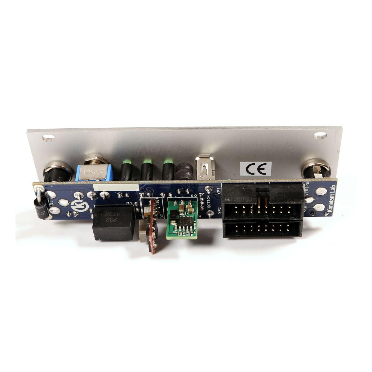 Konstant Lab 1U PWR Eurorack Power Module (Pulp Logic)