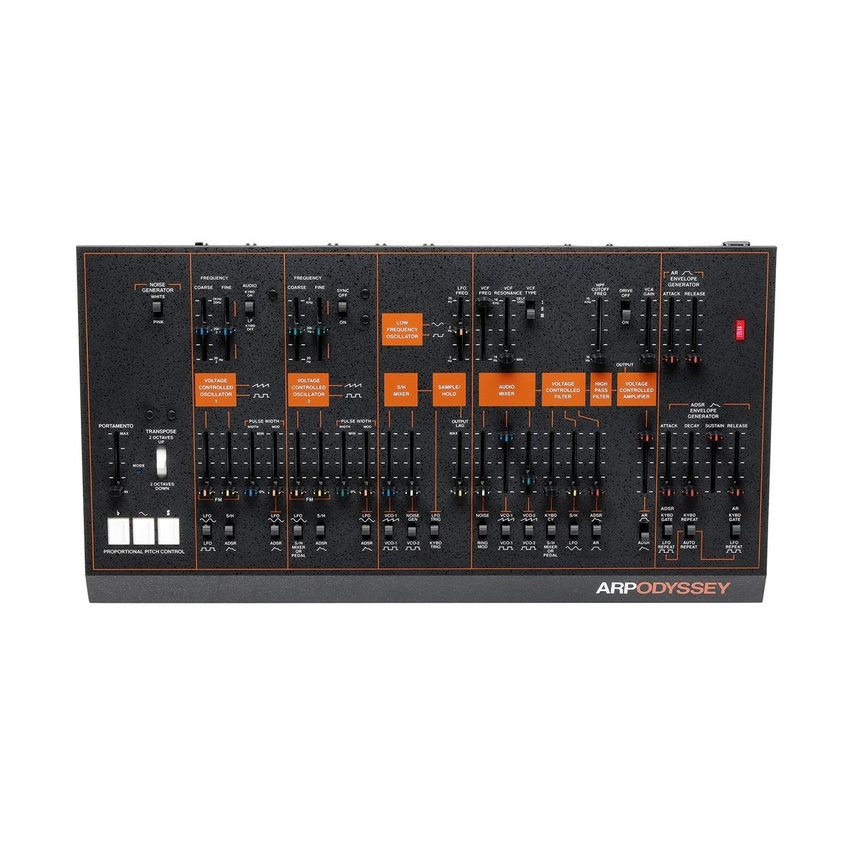 Korg Odyssey Desktop Analogue Synth Module (Rev 3)