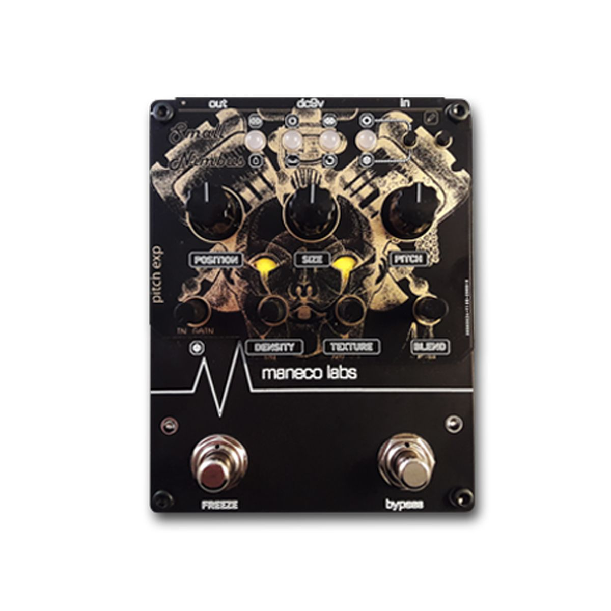 Maneco Nimbus Granular Audio Processor (Desktop)