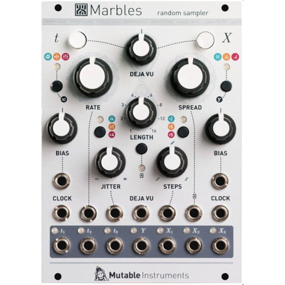 Mutable Instruments Marbles Eurorack Dual Channel Random Module