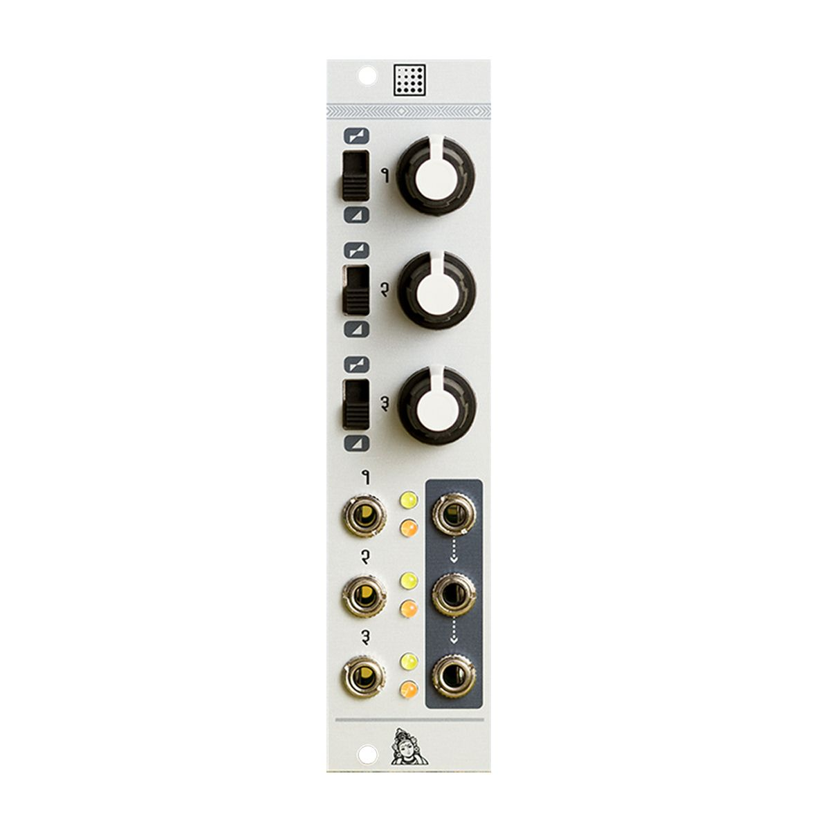 Mutable Instruments Shades Eurorack Audio & CV Processor Module (2020 version)