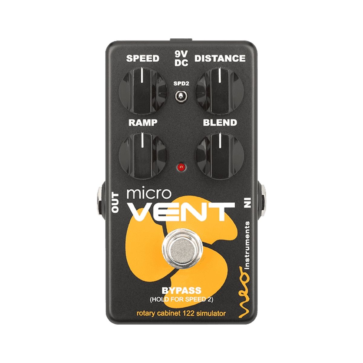 Neo Instruments Micro Vent 122 Rotary Speaker Effects Processor