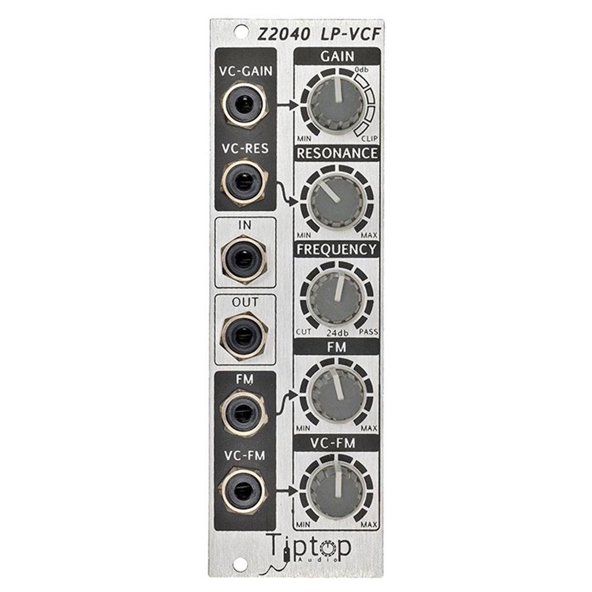 TipTop Audio Z2040 Prophet 5 VCF Eurorack Filter Module