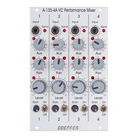 Doepfer A-135-4A/B Eurorack VC Performance Mixer Module