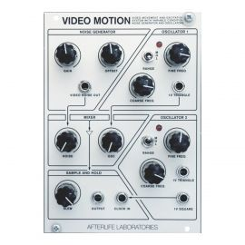 Afterlife Labs Video Motion Eurorack Video Module (LZX)